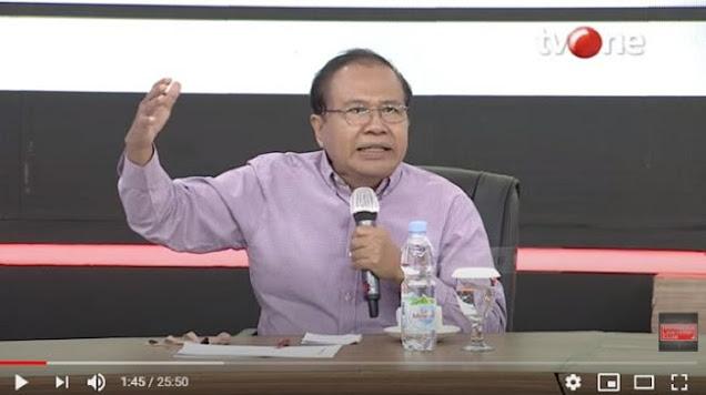 Rizal Ramli Sebut Pemerintahan Jokowi Pengemis Utang, Begini Respon Sri Mulyani