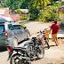 Kapolsek Lolowau : Jangan Ada Indikasi Pemerasan Terhadap Masyarakat Yang Melintasi Jalan Yang Rusak