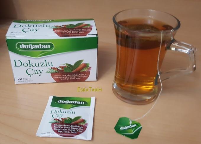 Doğadan Dokuzlu Çay