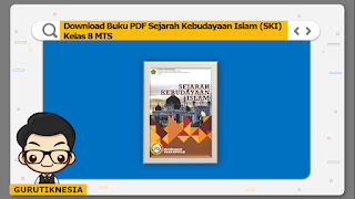 download ebook pdf  buku digital sejarah kebudayaan islam kelas 8 mts