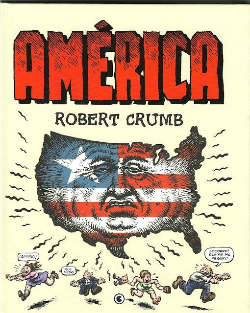 Memória em Quadrinhos: América-Robert Crumb