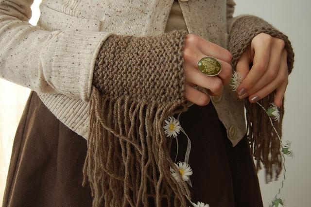 calentadores, brazos, moda, bricomoda, tricot