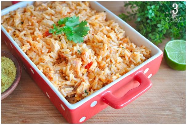 arroz de porco com abóbora