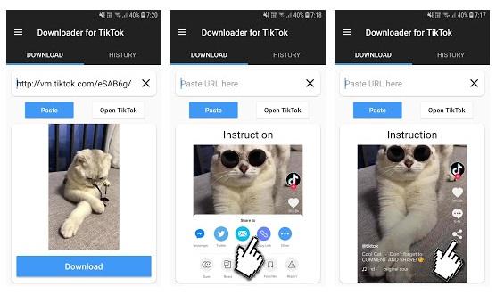افضل طرق لتحميل فيديو التيك توك TikTok بدون علامة مائية 2021