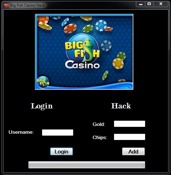 Big fish casino hack