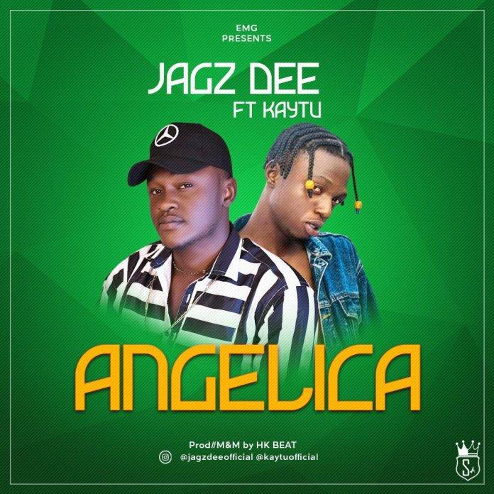 """Jagz Dee ft Kaytu – """"Angelica"""" #Arewapublisize"""