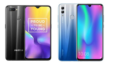Realme U1 vs Honor 10 Lite
