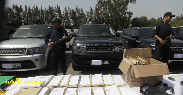 الإطاحة بعصابة من ضمنها أجانب مختصة في تزوير المركبات بالشلف