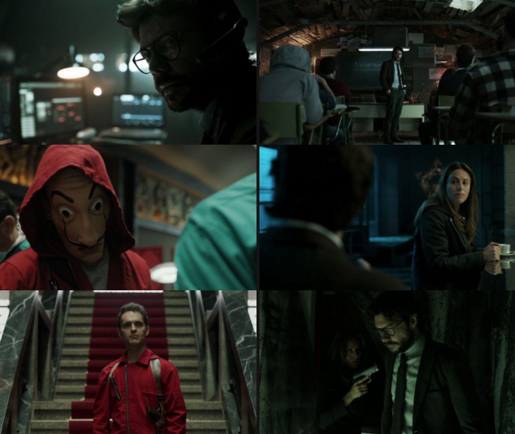 Money Heist Season 1 All Episode Download