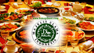 Hukum dan Macam-Macam Makanan Halal