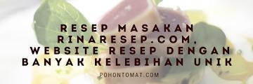 Resep Masakan Rinaresep.com, Aneka Resep Mudah dan Cepat!