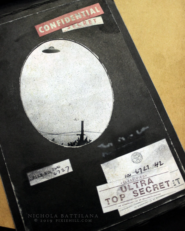 Pixie Hill: The truth is out there - Confidential Top Secret Files