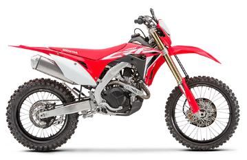 MOVE: Honda CRF450X