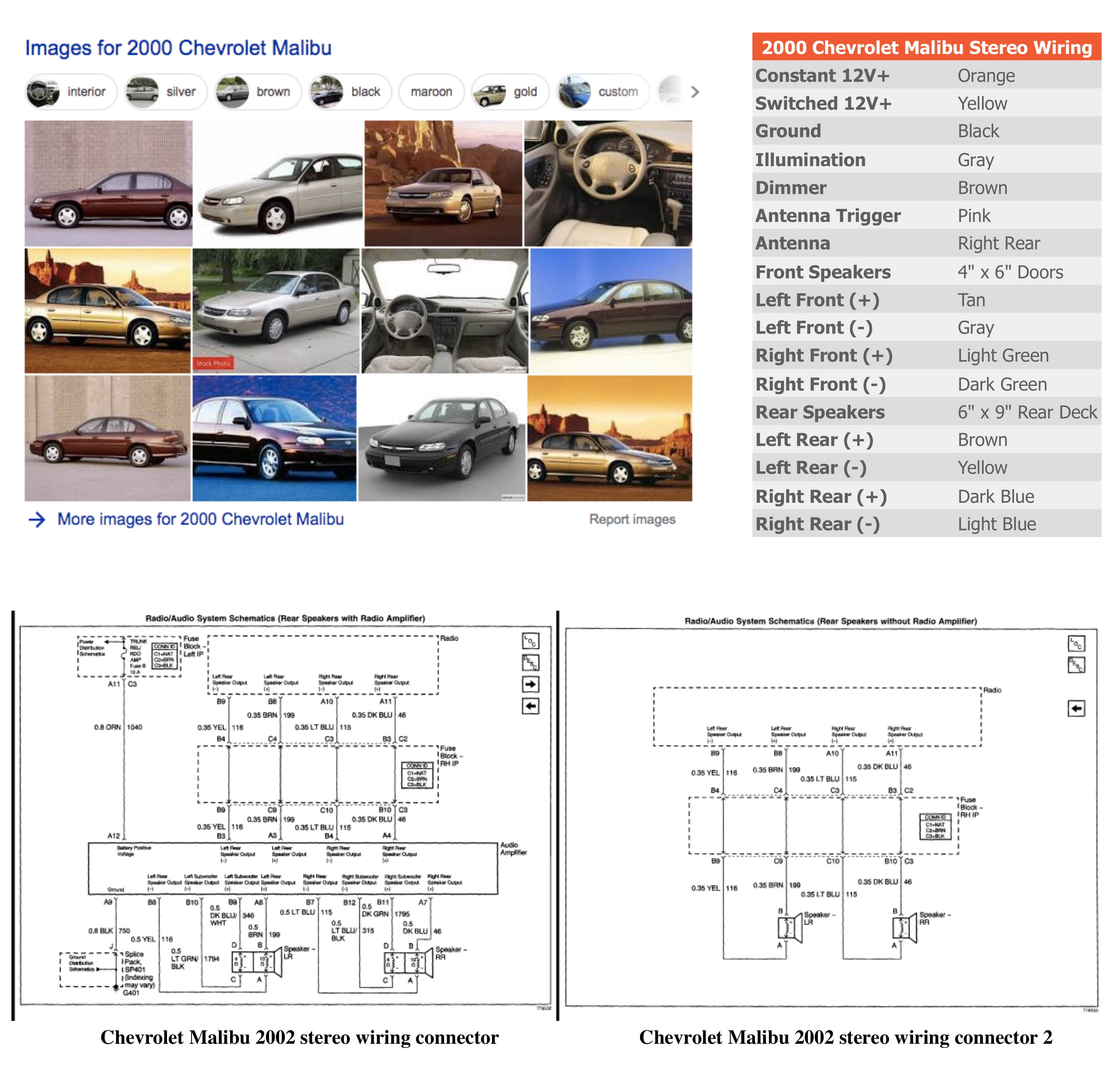 Car Wiring Diagrams  2020