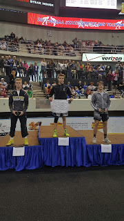 Van Alst Wraps Up Career at Catholic - 6 Time State Wrestling Champion, Undefeated 1