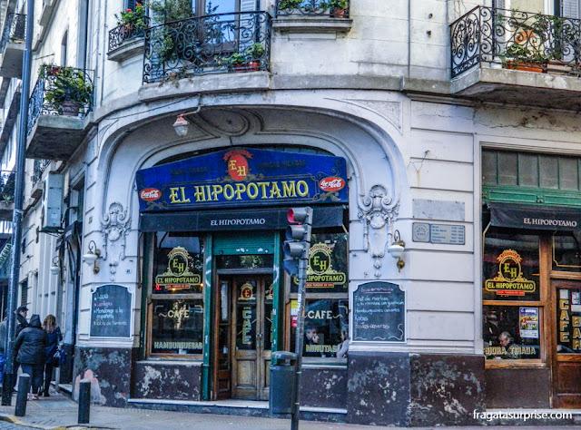 Café El Hipopotamo, Buenos Aires