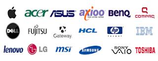 Kekurangan & Kelebihan berhubungan Beberapa Merk Laptop