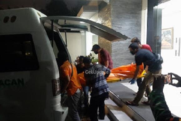 Diduga Bunuh Diri, Pria Asal Jakarta Tewas Di Hotel Sanga Buana