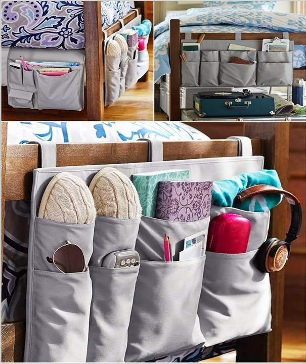 Clever Storage Ideas To Use Bedroom Furniture For Small