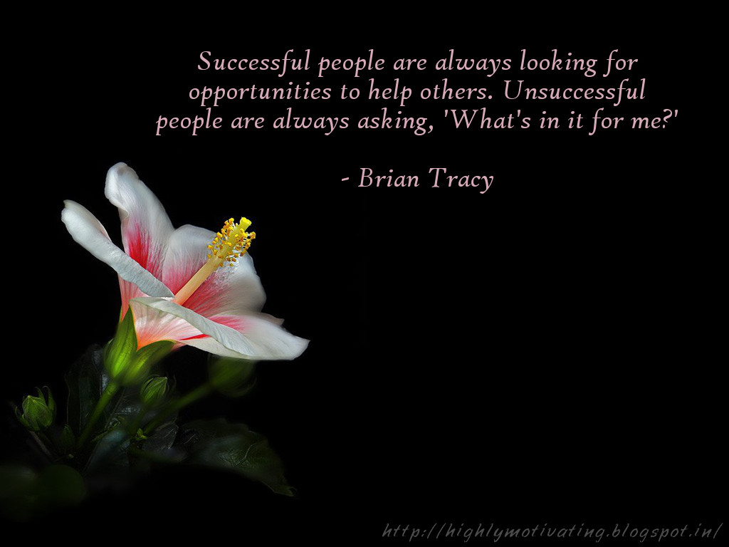 Chances Quotes Wallpaper Inspiration And Motivation Brian Tracy Success Quote