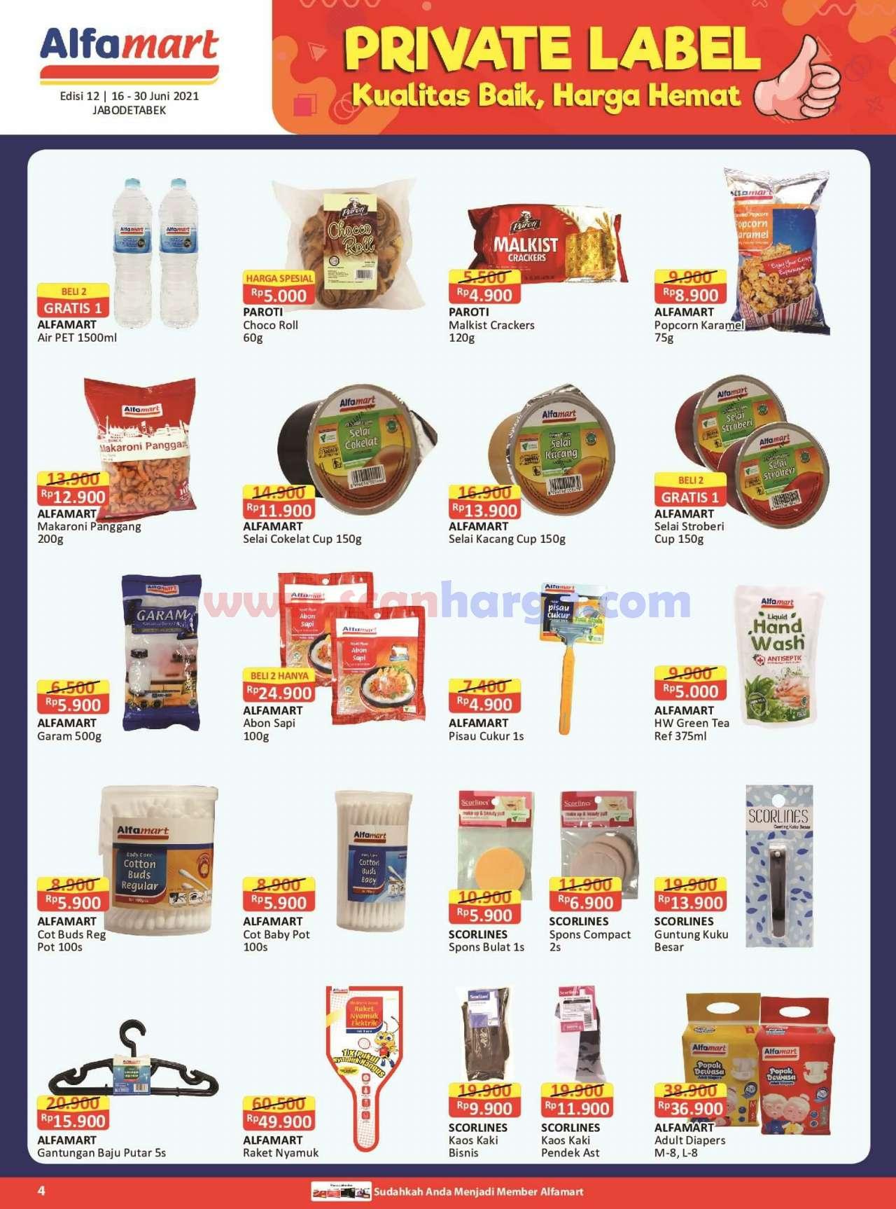 Katalog Promo Alfamart 16 - 30 Juni 2021 4