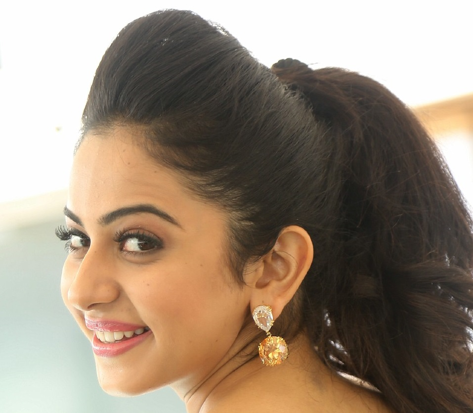 Rakul Preet Singh Face Close Up Stills