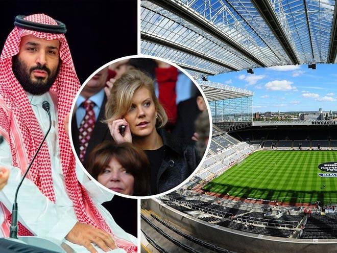 """Newcastle bị tỷ phú Ả Rập bỏ rơi, """"ông trùm"""" Mỹ siêu giàu có kịp cứu? 2"""