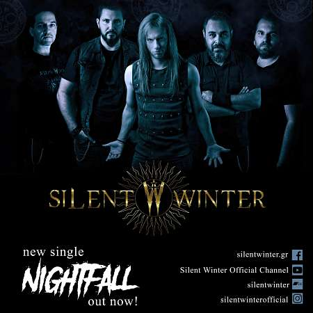 "SILENT WINTER: Ακούστε το νέο single ""Nightfall"""
