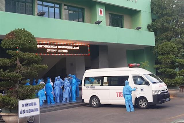 Đà Nẵng: Cách ly hơn 6.000 người tại 3 bệnh viện lớn, phong tỏa thêm 1 bệnh viện