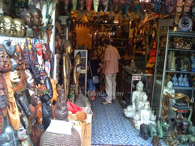 Malacca Antique Shops