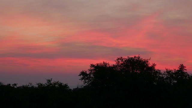 Medicine Hat, Alberta, landscape, sunrise