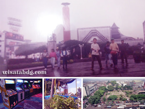Alun-alun Bandung 90an