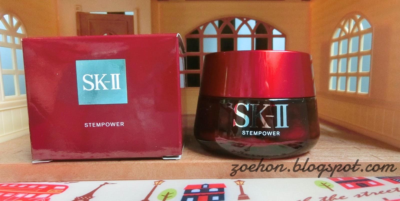 Review Sk Ii Moisturizers Rna Powerstempower Stempower Rich Sk2 Cellumination Deep Surge Ex 15gr 1