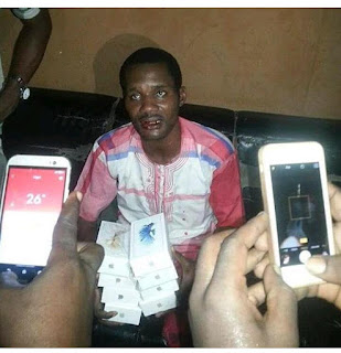 Revealed! How Seun Egbegbe's Charm Failed During Phone Robbery Operation