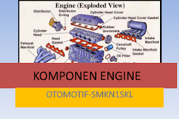 Materi PMKR XI - Komponen Mesin (ENGINE)