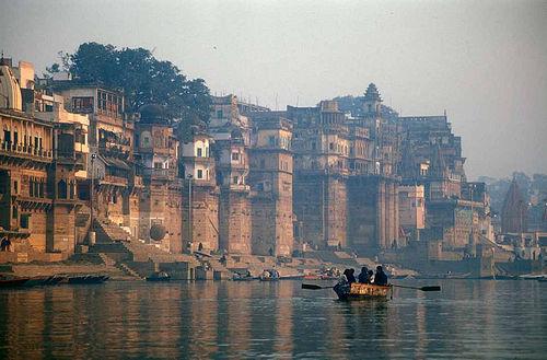 Varanasi wallpaper travel