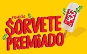 Promoção Verão Kibon Shell Select Ganhe 400 Reais Sorvete Premiado