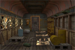 5nGames - Escape Abandoned Goods Train