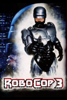 RoboCop 3 Torrent - BluRay 1080p Dual Áudio