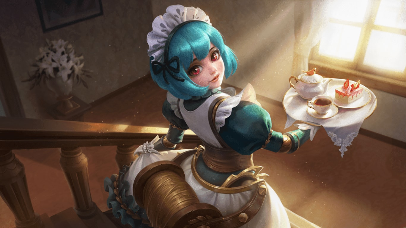 Angela Dove and Love Wallpaper Mobile Legends HD for PC