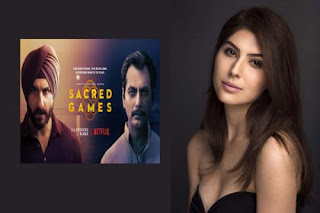 Sacred Games Actor Elnaaz Norouzi Stopped at Chicago Airport
