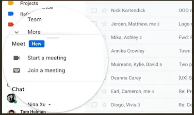 Google Is Going To Attach Chat Option To Gmail App For Android, iOS