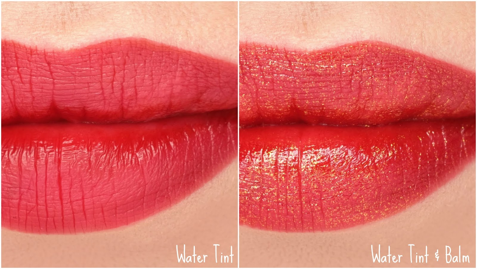 "Clarins | Summer 2020 Lip Twist Duo Water Tint & Balm in ""01 Red Sunset"": Review and Swatches"
