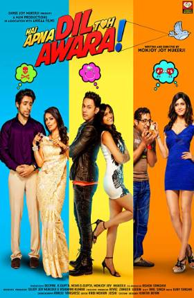 Hai Apna Dil Toh Awara 2016 300MB Movie Download