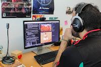 Literatura y videojuegos - combinación de narrativa, electrónica, imágenes y sonidos