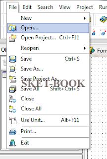 Cara Mudah Install Komponen Di Delphi 7