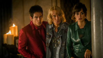 Ben Stiller, Owen Wilson and Penelope Cruz star in Zoolander 2