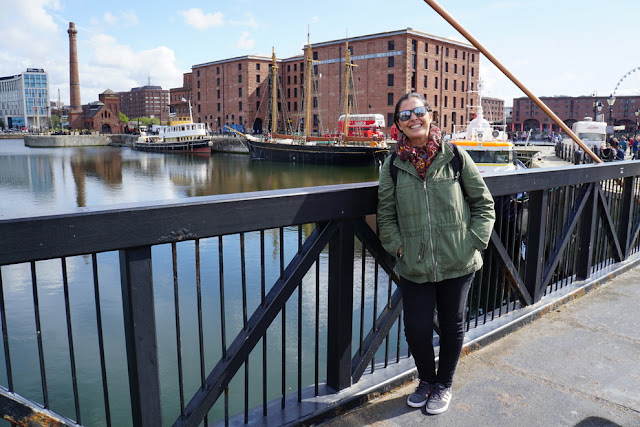 Royal Albert Dock em Liverpool