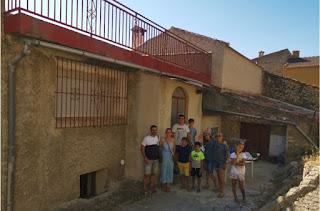 Nuestra casa en Arguellite.