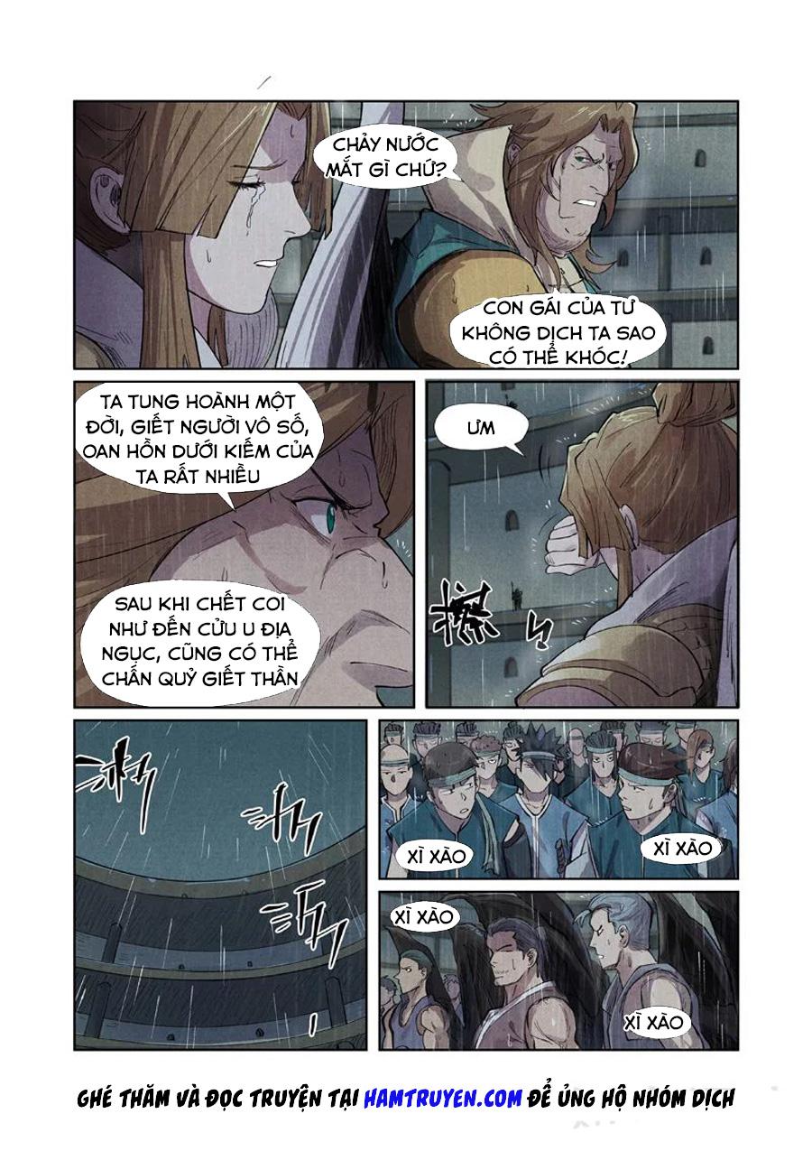 Yêu Thần Ký chap 246 - Trang 5